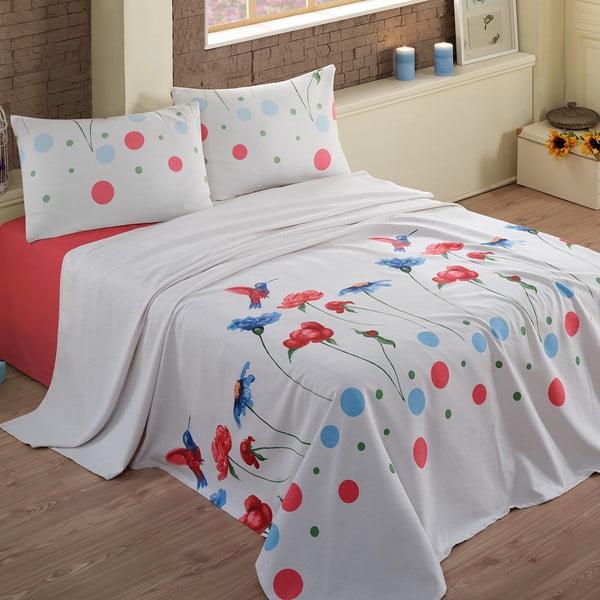 Prikrývka na posteľ Spring, 200x230 cm