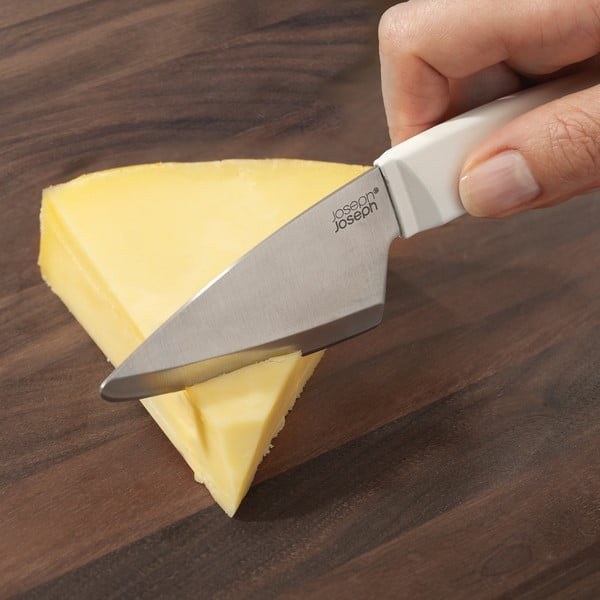 Nože na syr Duo, biele