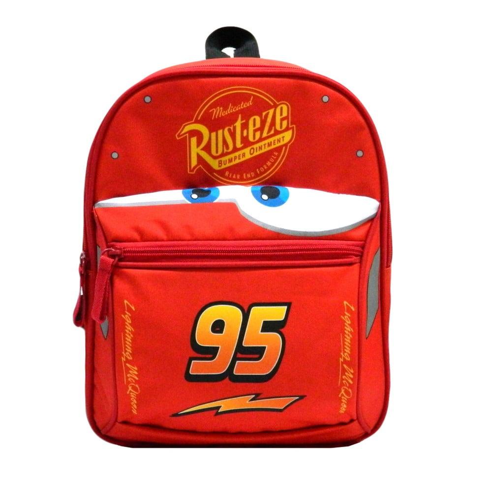Červený školský batoh Bagtrotter McQueen