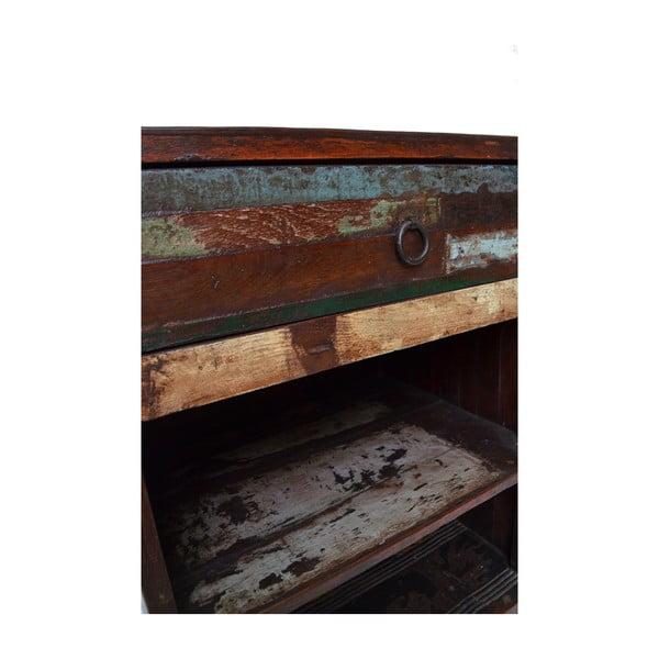Drevená komoda Goa, 61 cm