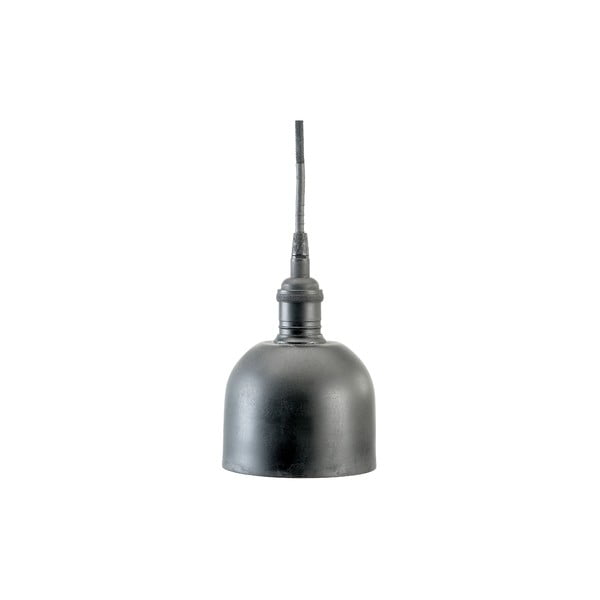 Závesné svietidlo Nordal 12 cm, čierne