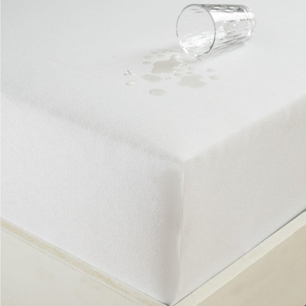 Vodeodolný ochranný poťah na matrac na dvojlôžko, 160 × 200 cm