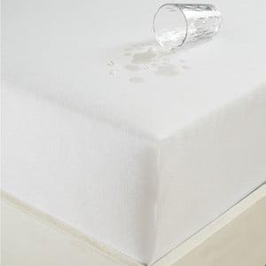 Vodoodolný ochranný poťah na matrac na dvojposteľ, 160 x 200 cm