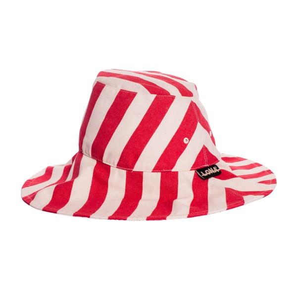 Čapica Hat Lona, červená