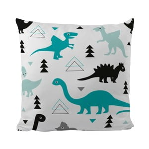 Vankúš Cute Dinosaurus, 50x50 cm