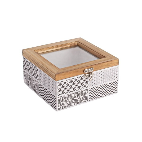 Úložná krabička Andrea, 16x15 cm