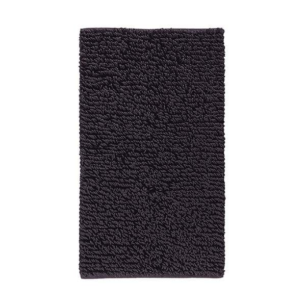 Kúpeľňová predložka Talin 60x100 cm, tmavo šedá