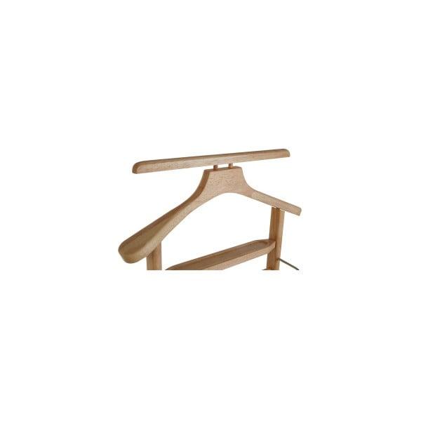 Nemý sluha z gumovníkového dreva Premier Housewares Valet