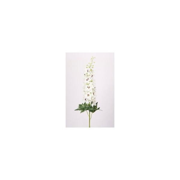 Umelý kvet Ostrožka, krémová