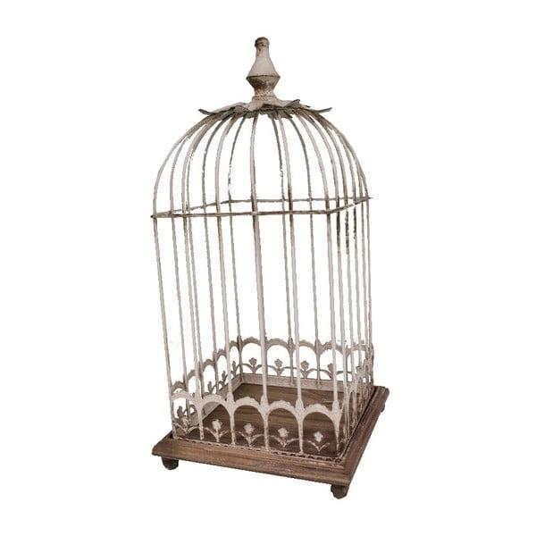 Dekoratívny lampáš Antic Line Cage