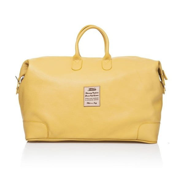 Taška Duffle Yellow