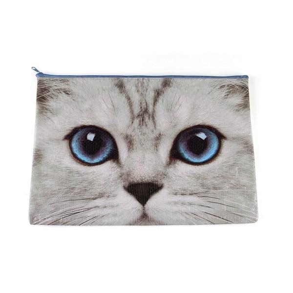 Vrecko Silver Kitty na A4 dokumenty