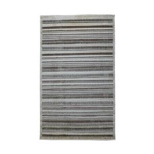 Béžový koberec Webtappeti Lines, 137 x 200 cm