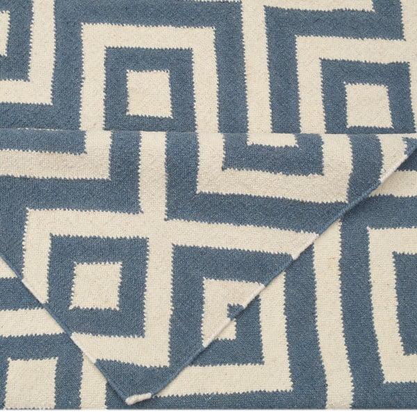 Vlnený koberec Luisa Grey, 240x155 cm