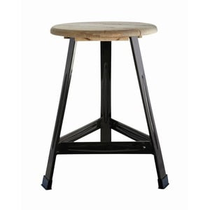 Stolička Have a seat, čierna