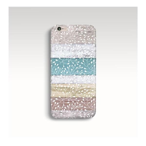Obal na telefón Wood Stripes pre iPhone 5/5S