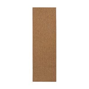 Hnedý behúň BT Carpet Nature, 80 x 150 cm