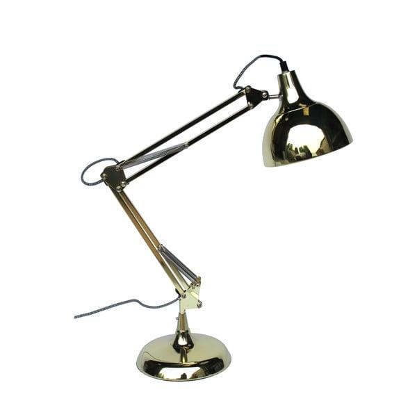 Zlatá stolová lampa Red Cartel  Archi