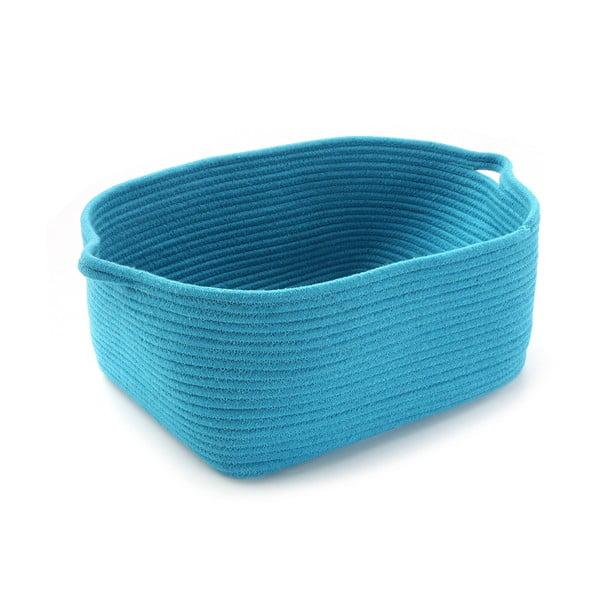 Úložný košík Cestia, modrý