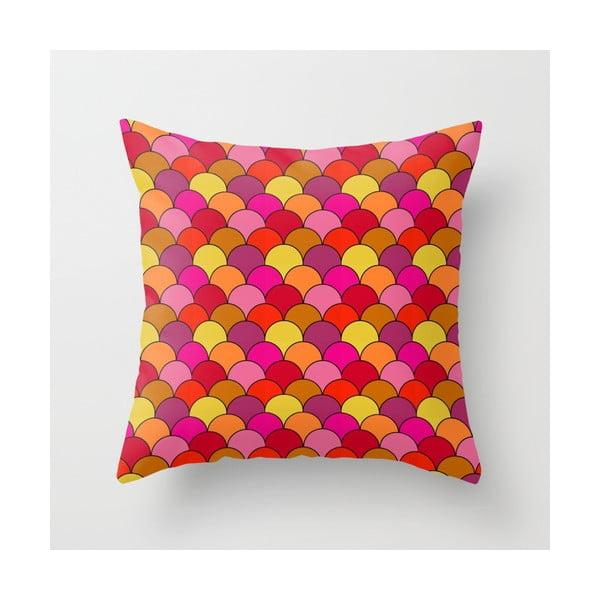 Obliečka na vankúš Colorful World, 45x45 cm