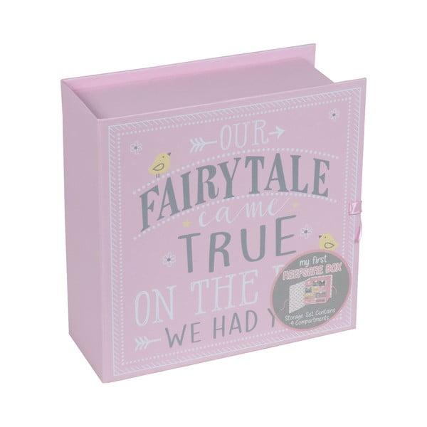 Prvá kniha pre bábätká Fairytale