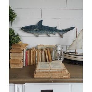 Nástenná dekorácia Shark