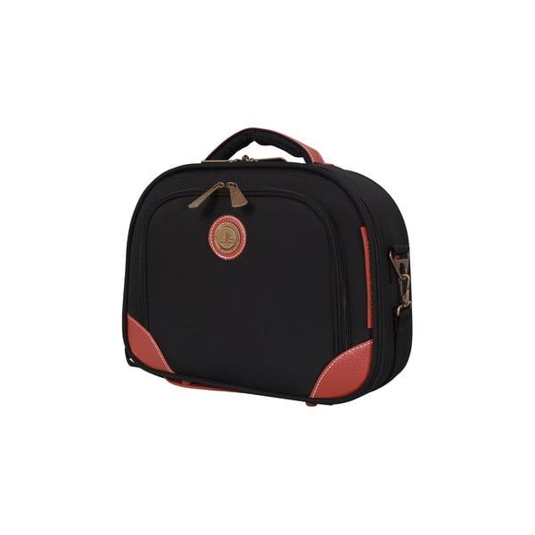 Príručná taška Jean Louis Scherrer Black, 13.2 l