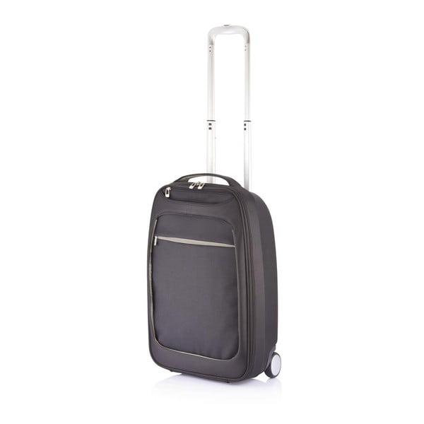 Príručná batožina Milano Silver / Black