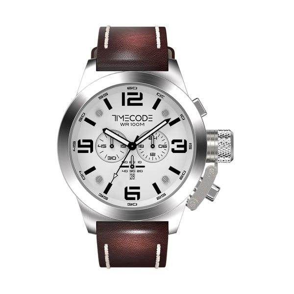 Pánske hodinky Nations 1945, Metallic/White