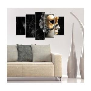 Viacdielny obraz Insigne Cunia, 102 × 60 cm