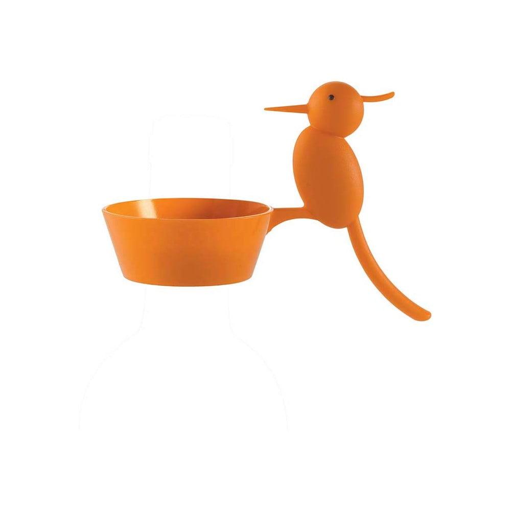 Oranžový odkvapkávací krúžok e-my Woody