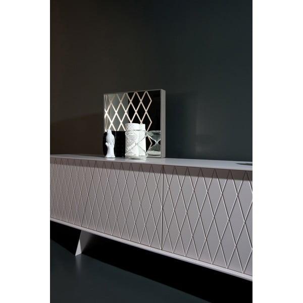 Televízny stolík E-klipse Lacquered AL2, 180cm