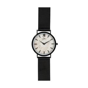Dámske hodinky s čiernym remienkom Andreas Östen Kulla