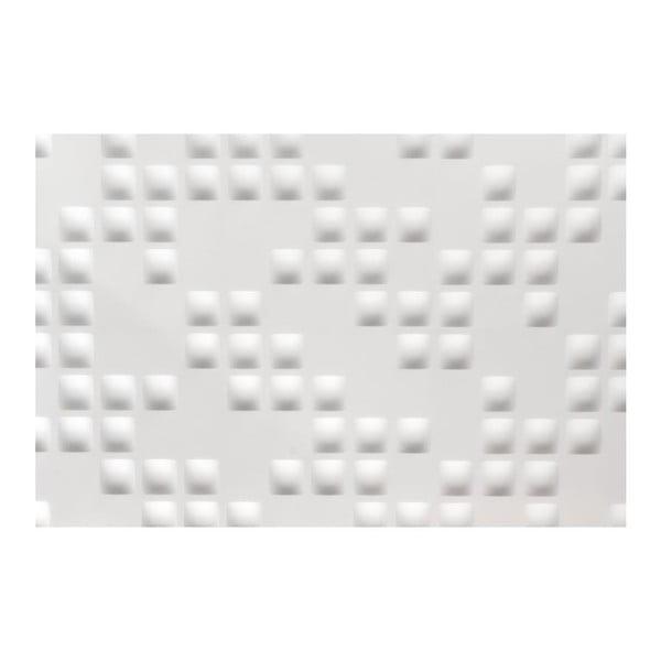 Bambusové panely na stenu Pixels, 10 ks