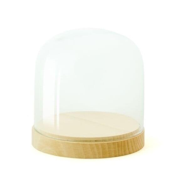 Sklenená vitrínka Wireworks Pleasure Dome Beech, 13 cm