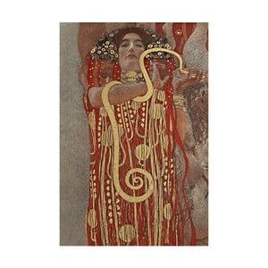 Obraz Gustav Klimt - Hygieia, 45x30 cm
