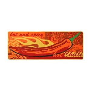 Kuchynský behúň Zala Living Hot Chilli, 67×180cm