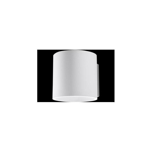 Biele nástenné svetlo Nice Lamps Roda