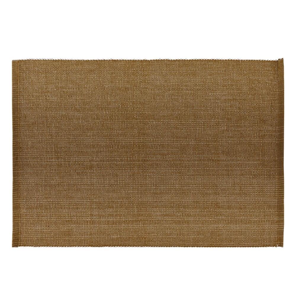 Žlté prestieranie z bavlny Södahl, 33 x 48 cm