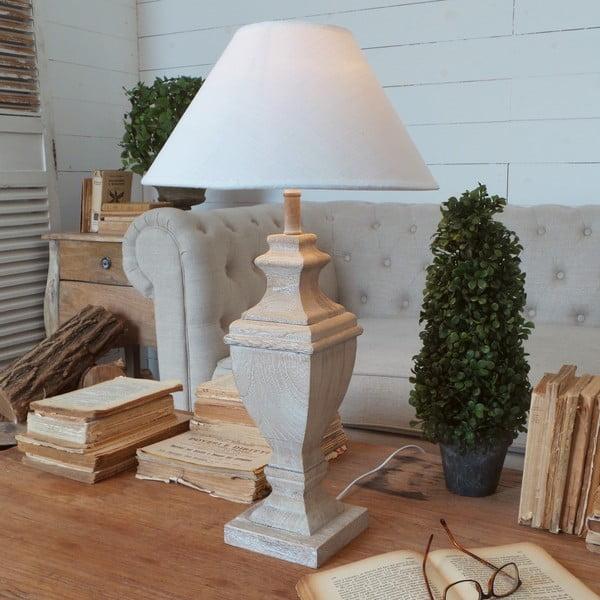 Stolná lampa Natural & White