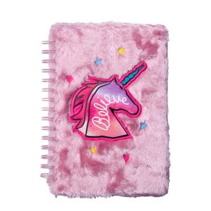 Zápisník Tri-Coastal Design Fluffy Unicorn