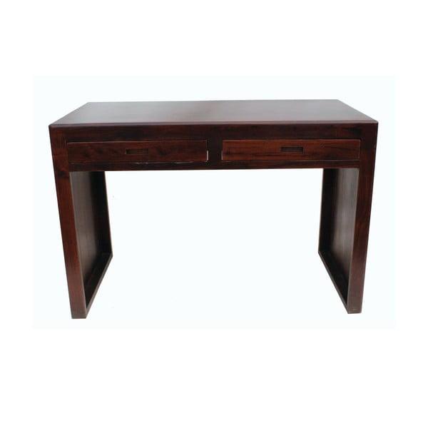 Pracovný stôl z palisandra Indigodecor