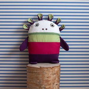 Ružovo-zelený pyžamožrút Bartex, 35×30cm