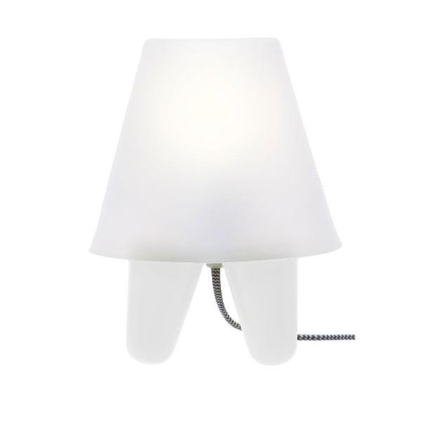 Stolná lampa Dab White