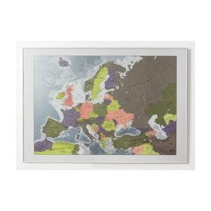 Mapa Európy Future Map, 100x70 cm