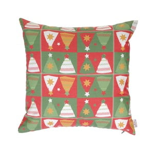 Vianočná obliečka na vankúš Apolena Shine Tree, 43 x 43 cm