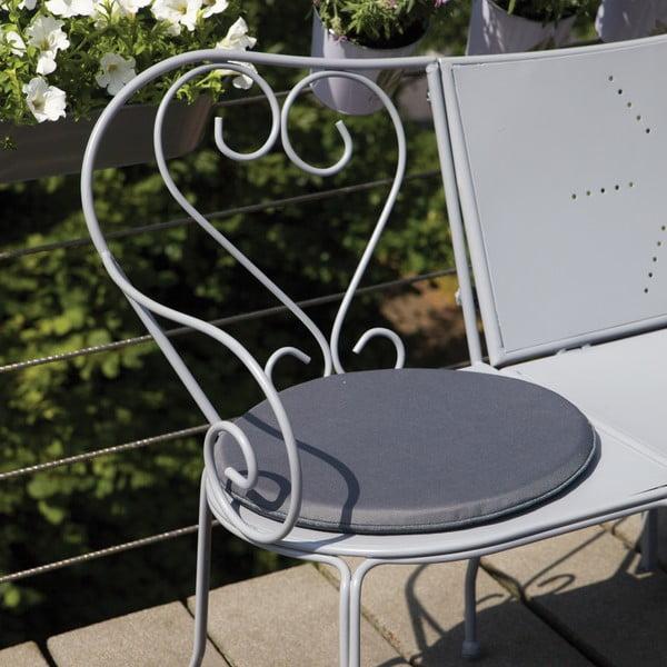 Podložka na stoličku s magnetom proti uleteniu Nature, sivý