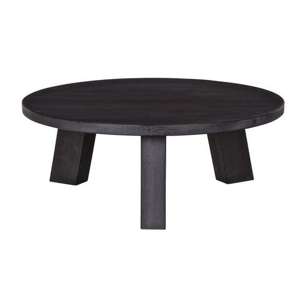 Čierny konferenčný stolík DeEekhoorn Rhonda