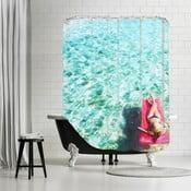 Kúpeľňový záves Urban Beach, 180x180 cm