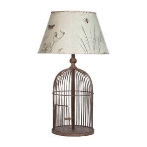 Stolová lampa Vintage Cage